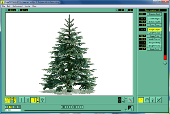 OnyxTREE CONIFER 7 released !