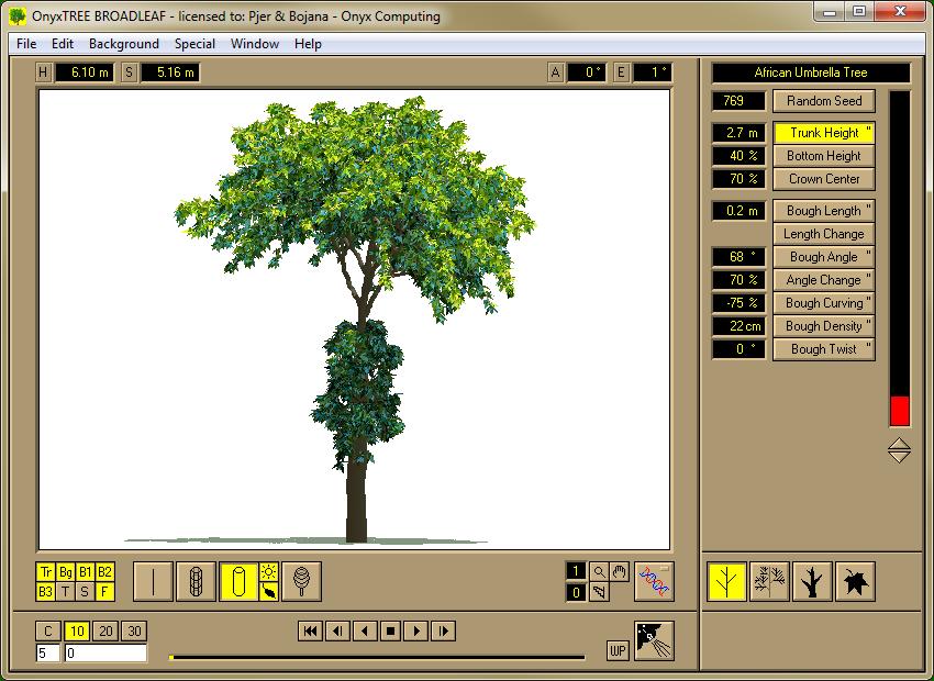 Welcome to Onyx Computing! Unique procedural creators of 3D
